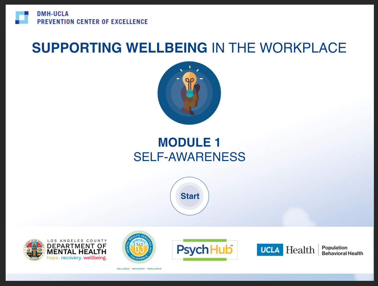 Supporting Provider Wellbeing