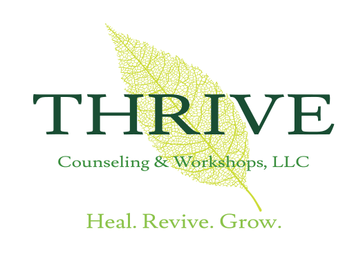 THRIVE Counseling and Workshops